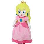 """San-Ei Super Mario Princess Plush, Peach, 10"""""""
