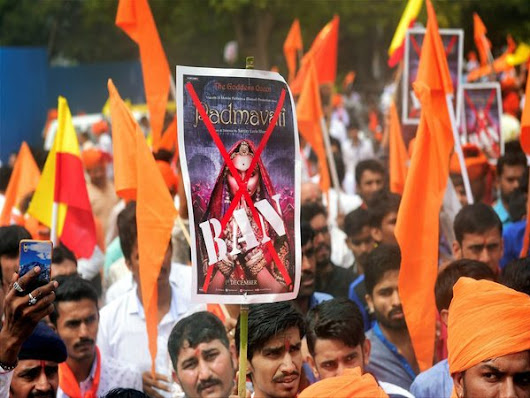 Padmaavat protest: 18 arrested over attack on a school bus in Gurugram - Oneindia