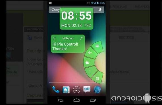 aplicaciones increibles para android hoy 2 Aplicaciones increíbles para Android, hoy PIE Control