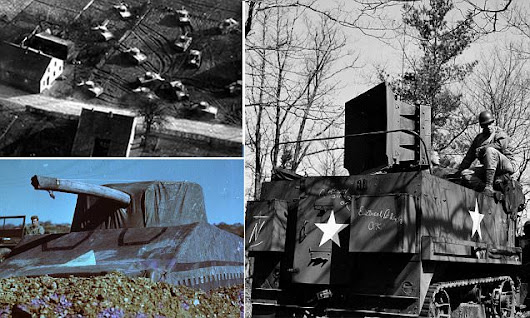 How the Ghost Army helped to foil the Nazis