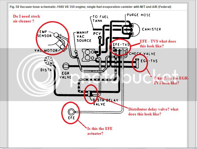 1998 Chevy S10 Vacuum Hose Diagram