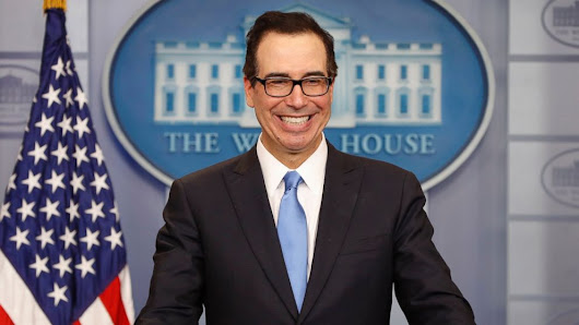 Trump has 'no intention' of releasing tax returns, Treasury Secretary Steve Mnuchin says - ABC News