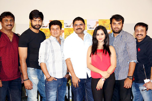 Celebs @ 'Ladies n Gentlemen' Movie Success Meet