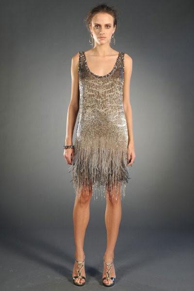 Cavalli evening dresses 2011