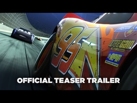 {Friday Sneak Peak} Cars 3 Official Teaser Trailer
