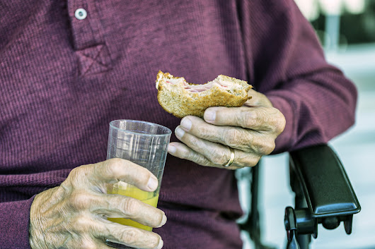 Why Hungry Seniors Aren't Getting Enough To Eat