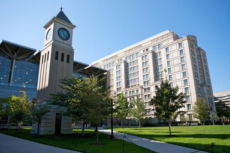 Fall 2011 - Georgetown Law School Campus Photos.