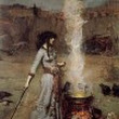 (The Witches Brew) A Poem by: William E. Blackburn