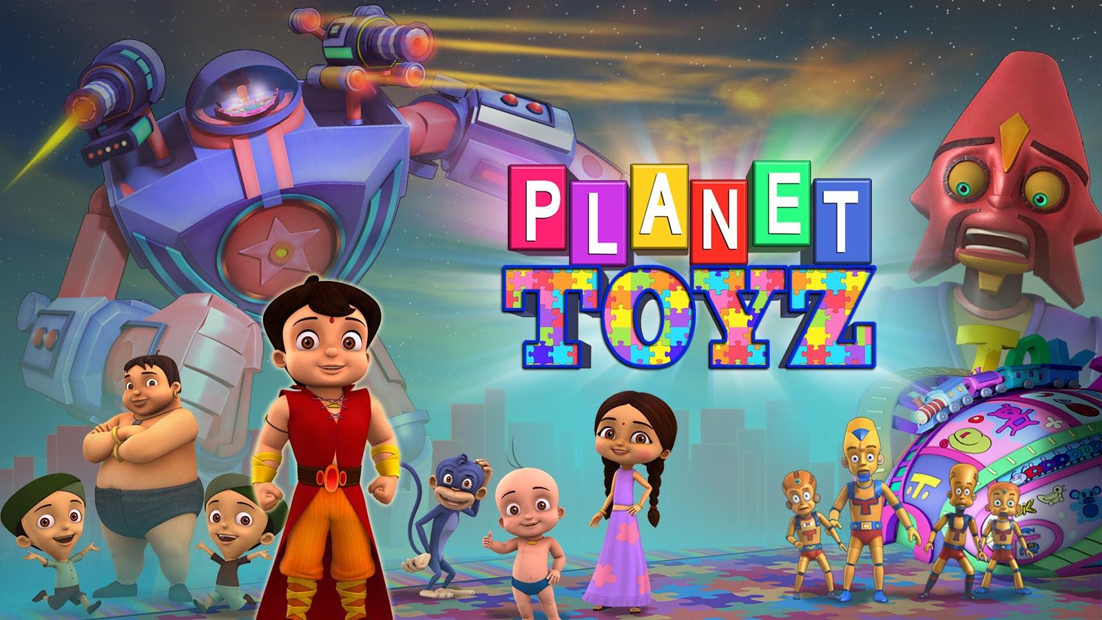 Image result for super bheem planet toyz