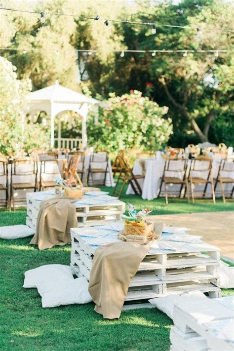 Brilliant Party Ideas You Should Borrow From Weddings