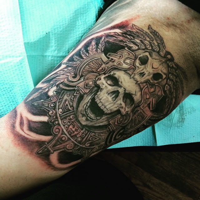 50 Best Mexican Tattoo Designs Meanings 2018
