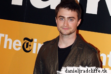The New York Times - TimesTalks conversation with Daniel Radcliffe
