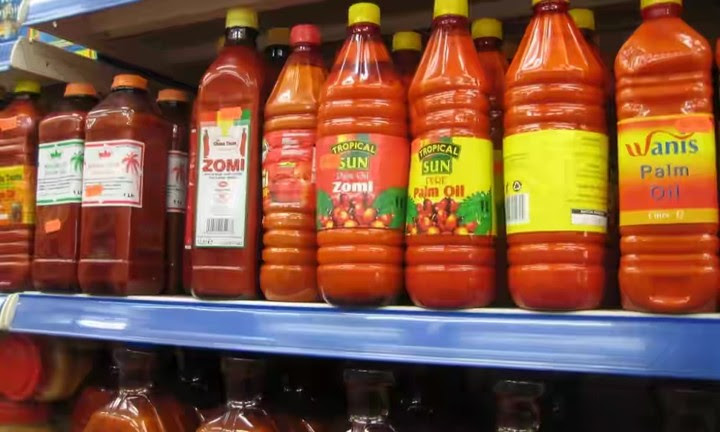 Nigeria Spends $3.2billion On Importation Of Palm Oil In 10-years