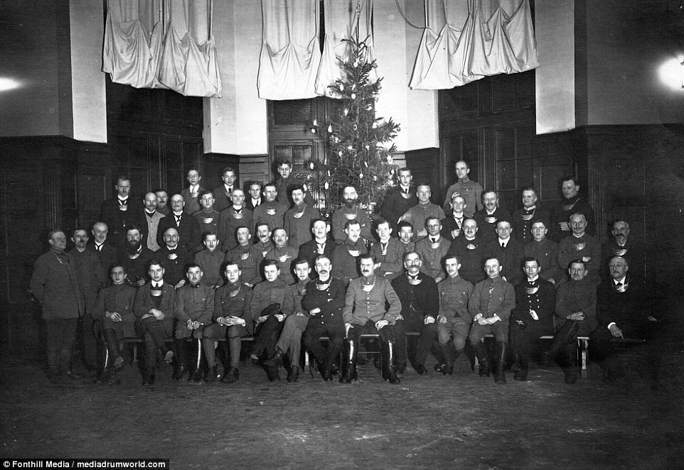 A Christmas meeting of anti-Spartacists in defence of Bremen in the Red Gymnasium.The Spartacist uprising, also known as the January uprising, was a general strike in Germany from 4 to 15 January 1919