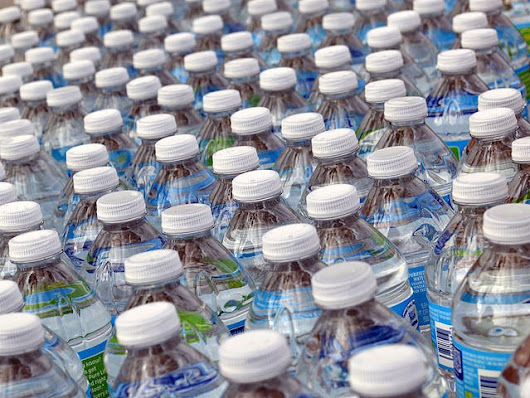 Why you should desert the bottled water industry