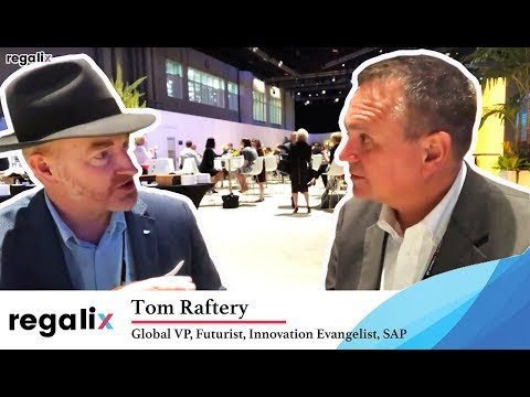 An Interview with SAP's Futurist Tom Raftery