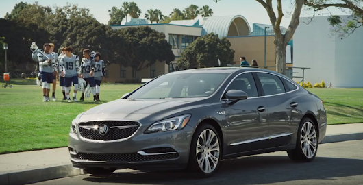 New Buick Commercial Demonstrates the Brand's Shift Away from Passenger Cars