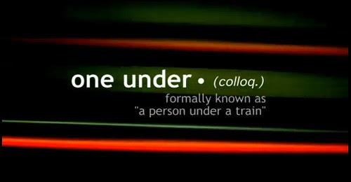 One Under - Channel 4 film by Lucy Bennett