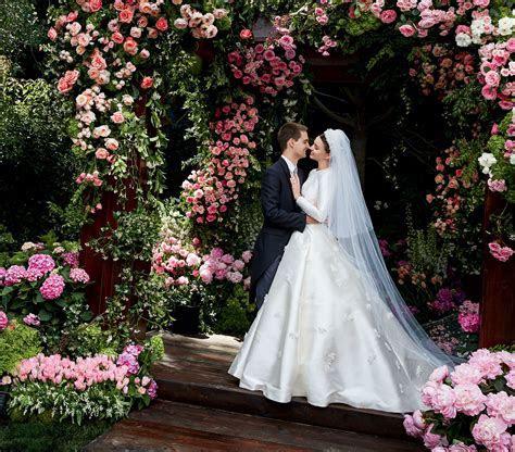 Photos of Miranda Kerr's Dior Wedding Dress   PEOPLE.com