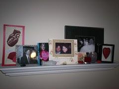 Seasonal Shelf: Valentines Day
