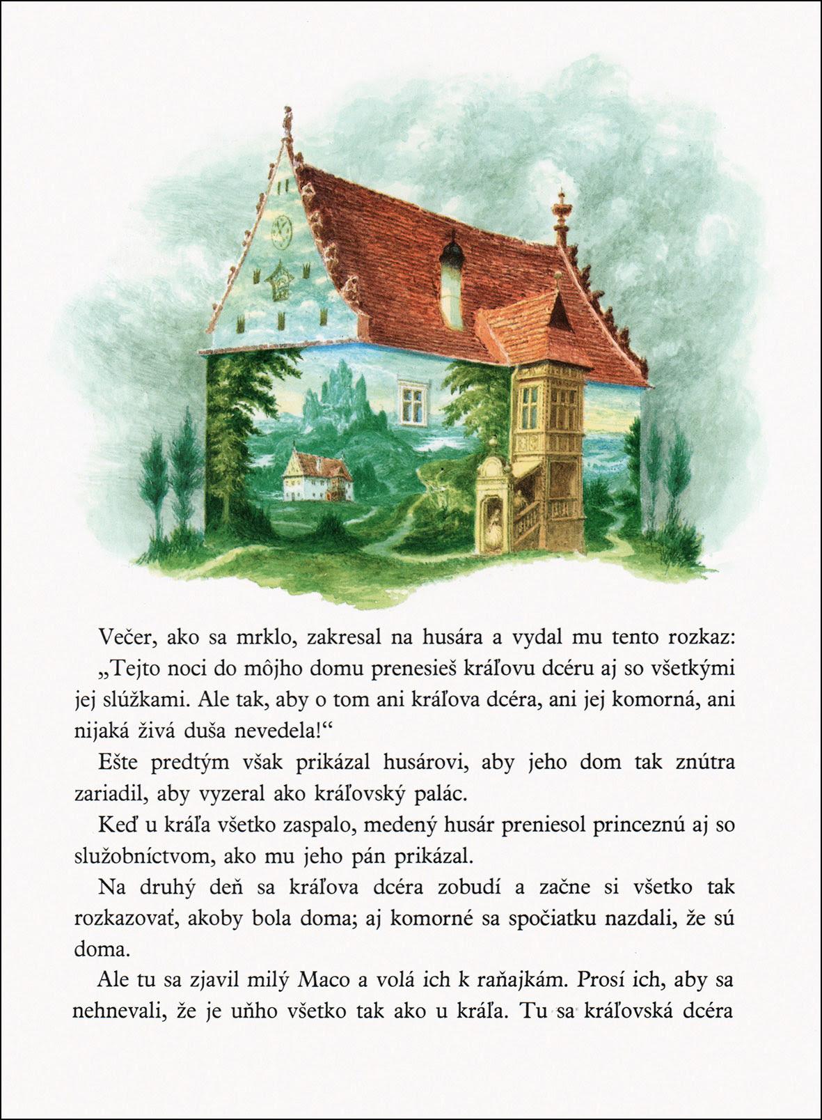 Albín Brunovský, Slovenske rozpravky