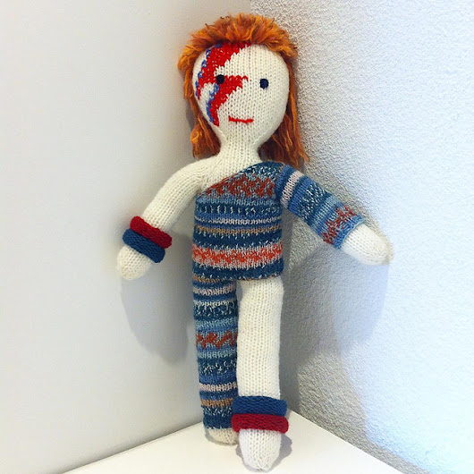 Modification Monday: Starman - Knitted Bliss
