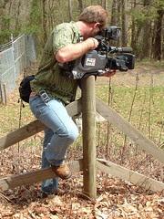 Fence Post Tripod