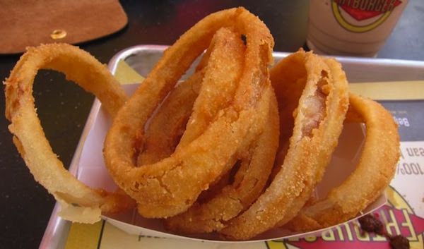 The Ultimate Ranking of Fast Food Onion Rings - Mandatory
