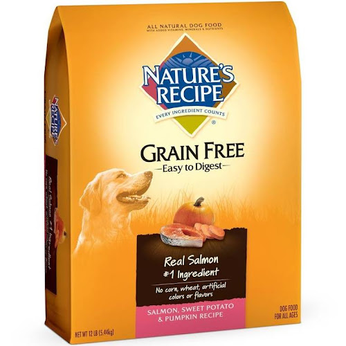 Natures Recipe Dog Food Lb Bag
