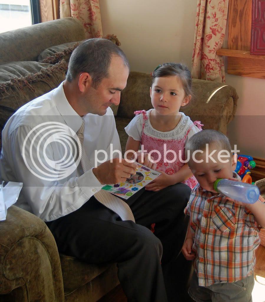 Regan, Jake & Dad