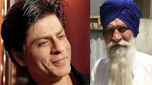 King Khan lends financial support to veteran boxing legend Kaur Singh - By