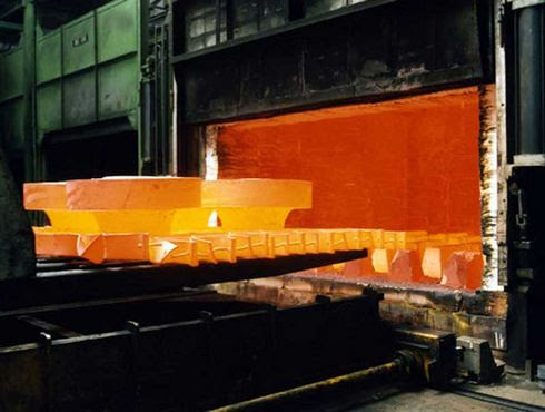 Advantages of Forged steel over Castings