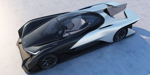 Electric-Car Company Faraday Future Deploys Dassault Systèmes' 3DEXPERIENCE Platform for Breakthrough Automotive Experience | Business Wire