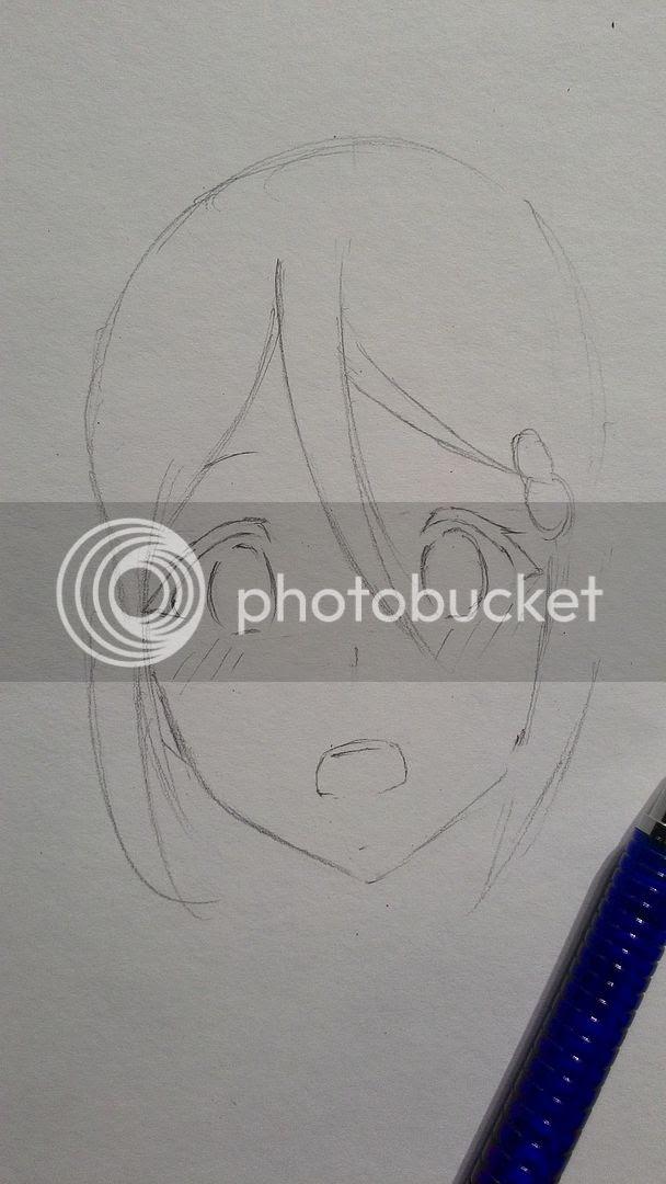 Menggambar Anime Bagi PemulaIzumi Reyna KASKUS