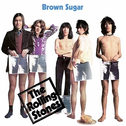 """Brown Sugar"" - The Rolling Stones ft Eric Clapton (Alternate Version) [YouTube Official Audio Stream] 