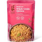 Whole Grain Quinoa Microwavable Pouch - 8oz - Good & Gather
