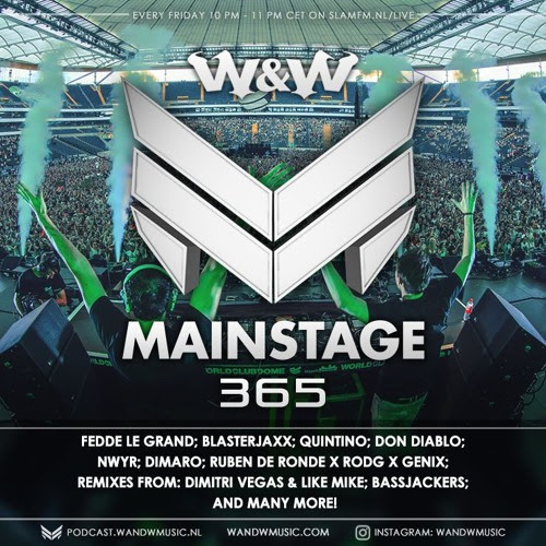 W&W - Mainstage 365 by Mainstage Podcast