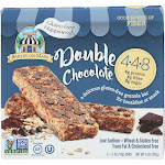 Bakery On Main Double Chocolate Granola Bars - 1.2 Ounce -PACK 6