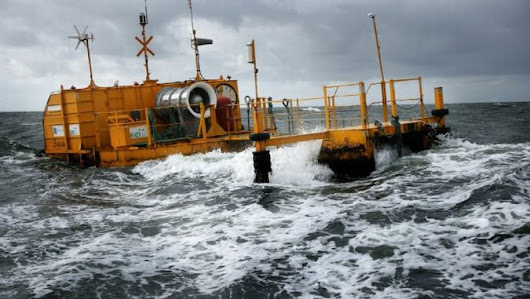 Connemara station to assess potential for ocean energy