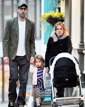 Isla Fisher And Sacha Baron Cohen Kids