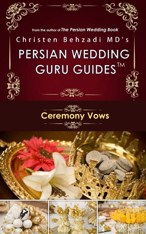 Persian Wedding Ceremony    Vows & Sofreh Aghd Script