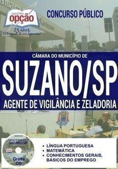 Apostila Câmara de Suzano AGENTE DE VIGILÂNCIA E ZELADORIA