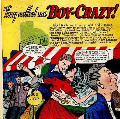 They Called Me Boy-Crazy (1949)