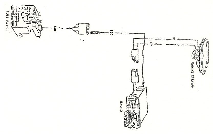 1968 Mustang Ignition Switch Wiring Diagram