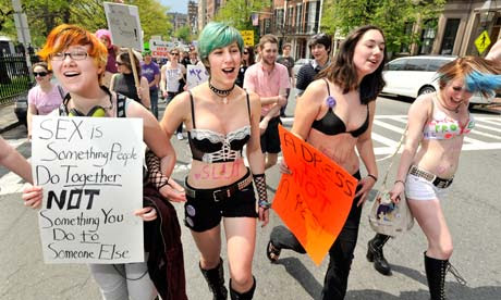 Slutwalk Photos & Facts
