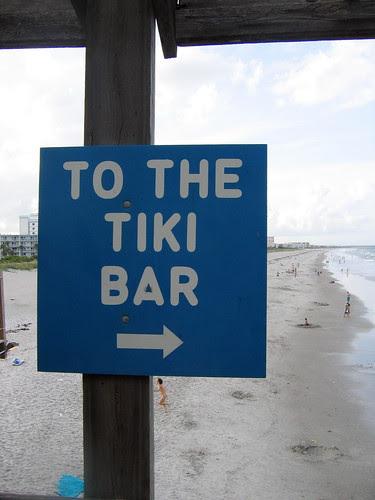 This way to the TIKI!