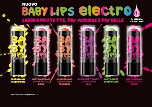 Maybelline Baby Lips Electro Strike a Rose Review