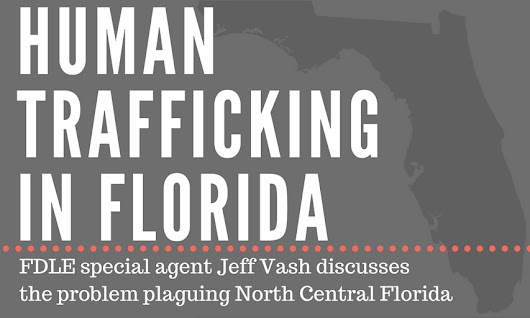 Q & A With Special Agent Jeff Vash, Human Trafficking Investigator