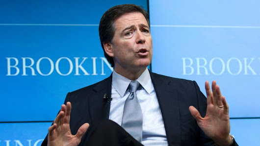 New Apple, Google Products Could Be Public Safety Hazard, FBI Chief Warns