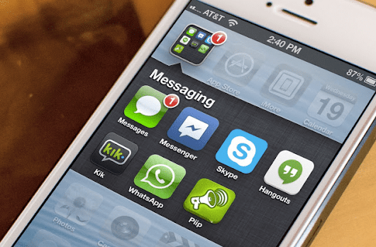 The Future of Messaging Apps - TeleMessage